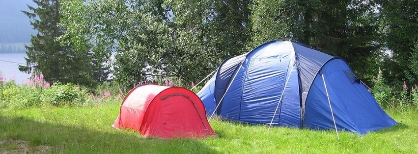 vacanza in tenda