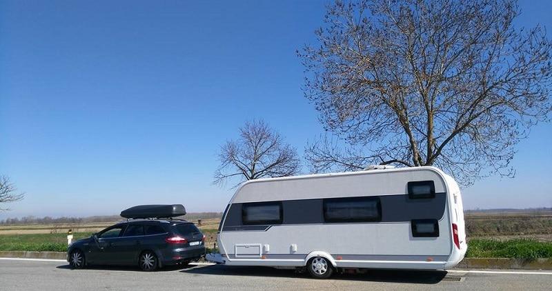 caravan e camper a confronto - Hobby di EnRi
