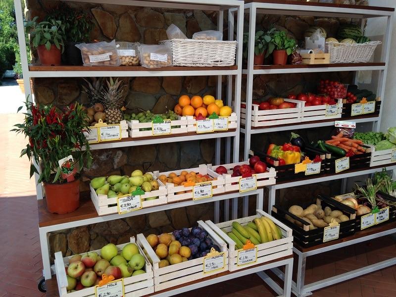 frutta Le Rocchette