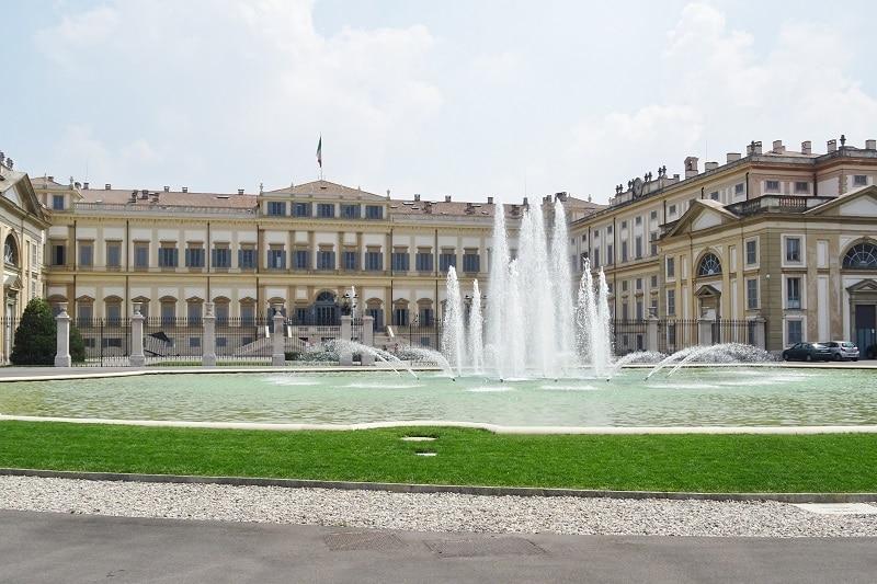 Villa Reale  Giugno