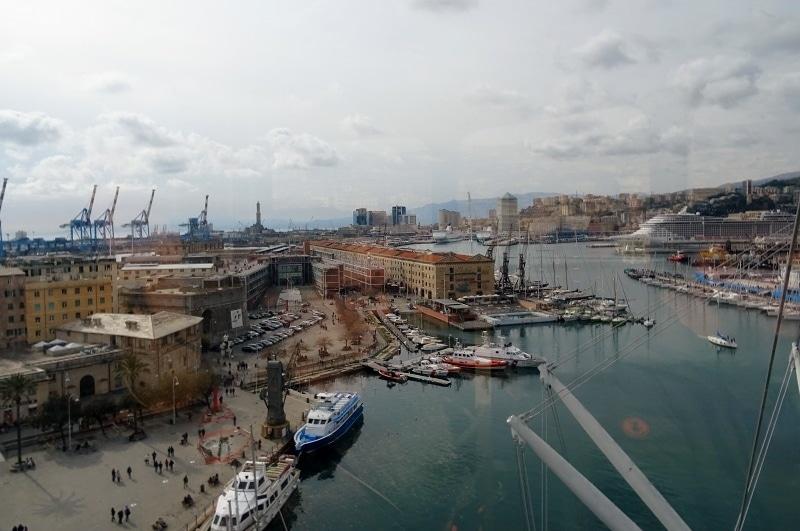 Porto di Genova. Genova per i bambini