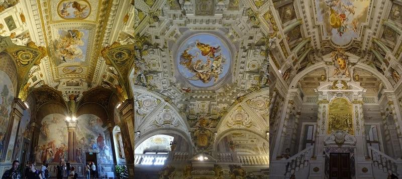 Interni palazzo pitti