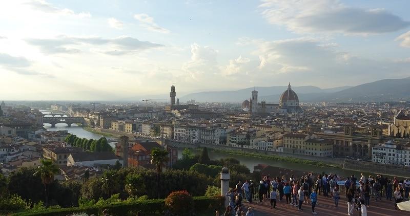 la magnifica città di Firenze