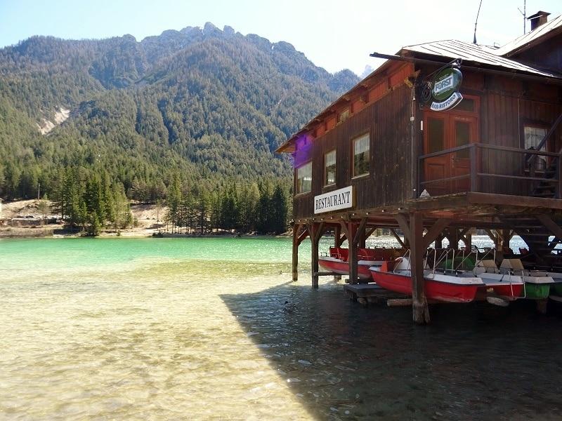 Dobbiaco lago 2
