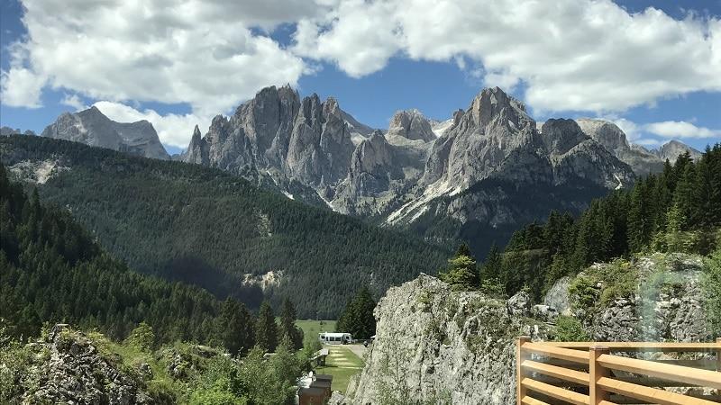 panorama camping vidor