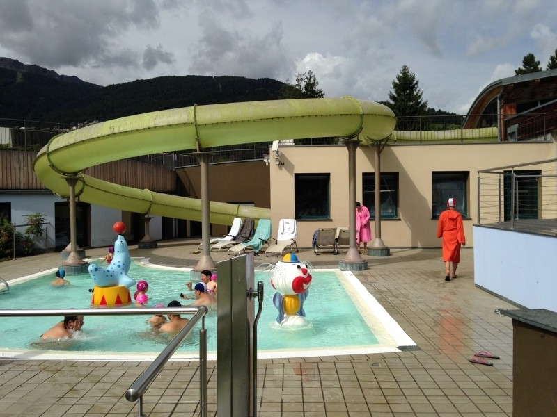 Bormio terme le terme di bormio per i bambini - Rimini terme orari piscina ...