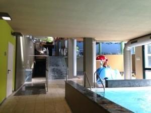 Bormio Terme piscina dei piccoli