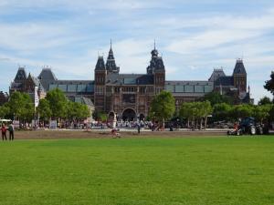 Amsterdam giorno 2 Rijsksmuseum