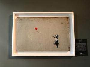 Banksy al MOCO