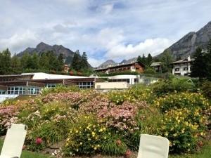 Terme di Bormio montagne e fiori