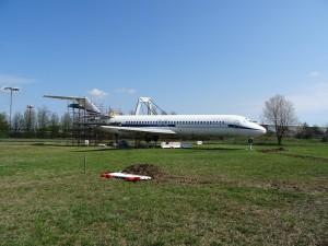 aereo di Pertini