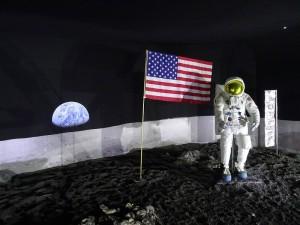 sulla luna a Volandia