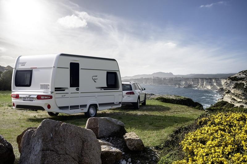 Bianco Activ Fendt caravan