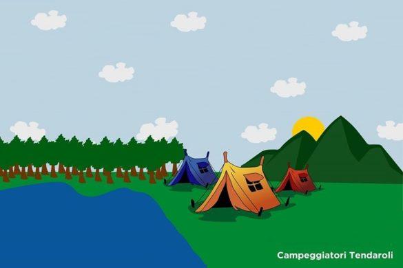 campeggiatori tendaroli cover
